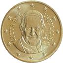 50 cents Vatican 4th series