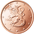 2 cents Finland