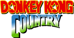 640px-Donkey Kong Country logo.png