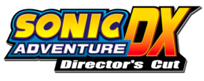Sonic adventure dx logo.png