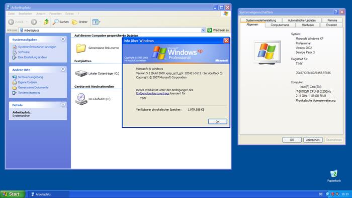 windows server 2003 service pack 3 patch