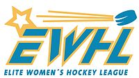 Logo der Elite Women's Hockey League