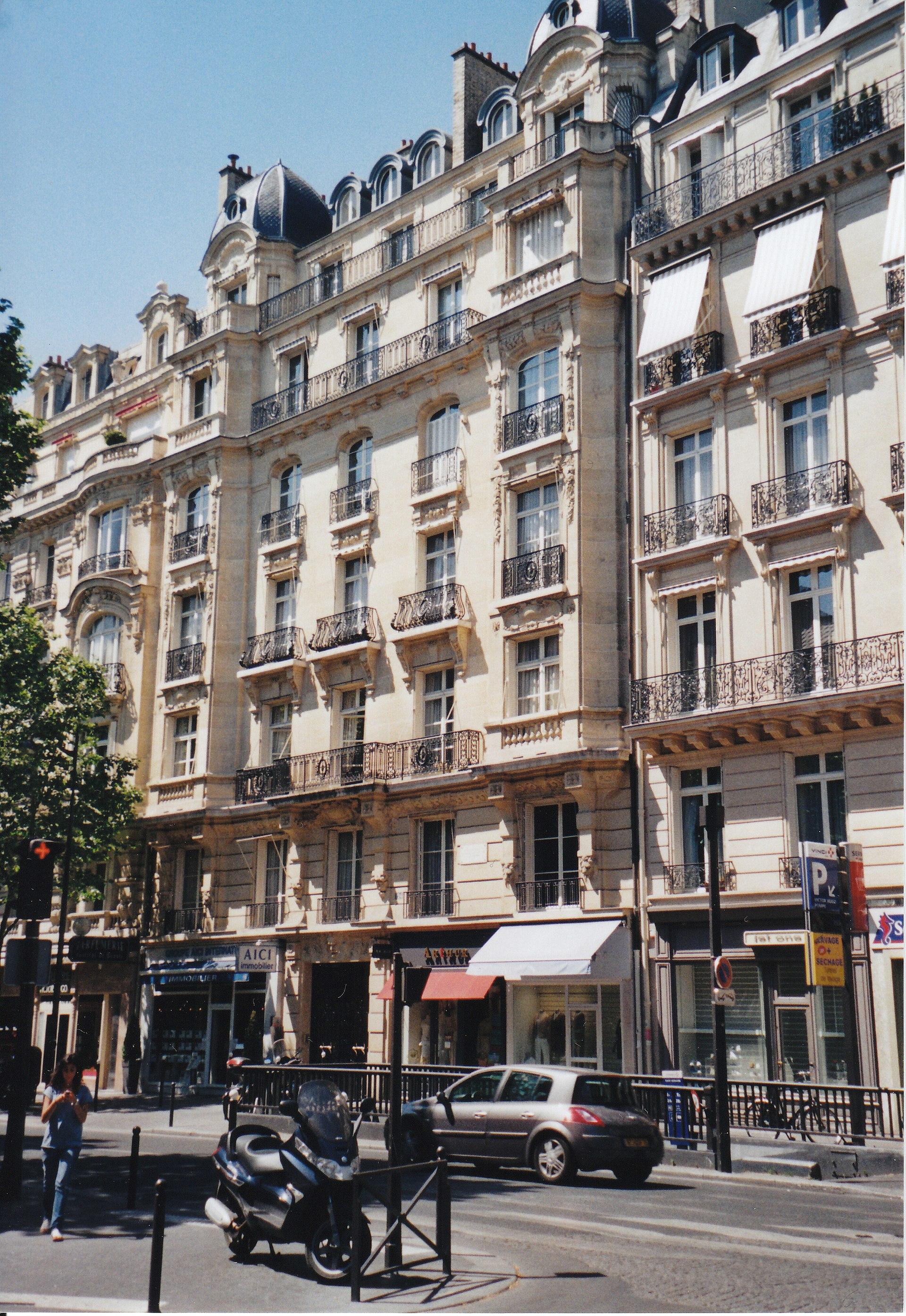 Avenue victor hugo wikipedia - Boutique avenue victor hugo ...