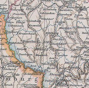 Landkreis Bitburg Wikipedia