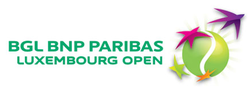 "Logo des Turniers ""BGL Luxembourg Open"""