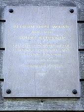 Währinger Straße 41. Hier entstand auch ein Teil der nullten Sinfonie (Quelle: Wikimedia)