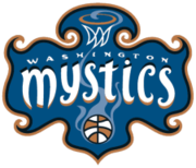 Logo der Washington Mystics