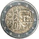 € 2 France 2013 Coubertin.jpg
