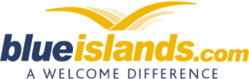 Logo der Blue Islands