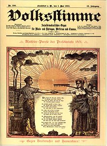 Erster Mai Wikipedia