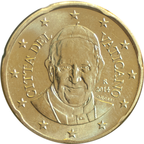 20 cents Vatican 4th series