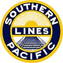 Logo der Southern Pacific