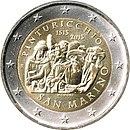 2 Euro San Marino 2013 Pinturicchio.jpg