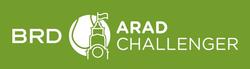 "Logo of the tournament ""BRD Arad Challenger"""