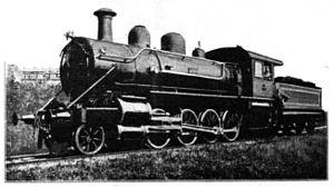 Bavarian EI, type Vauclain