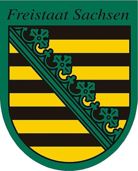 Datei:Wappen des Freistaates Sachsen.jpg