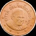 2 cents Vatican 3rd series