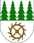 Mühlwald coat of arms
