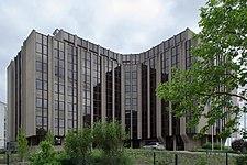 Gebäude des Europäischen Rechnungshofes