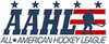 Logo der All American Hockey League