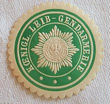 Leibgendarmerie (Preußen) – Wikipedia