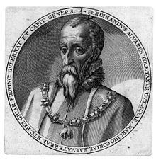 Fernando Alvarez De Toledo Herzog Von Alba Wikipedia