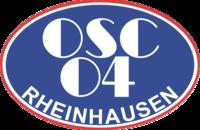 Logo of the OSC 04 Rheinhausen e.  V.