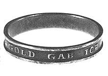 Gold Gab Ich Für Eisen Wikipedia