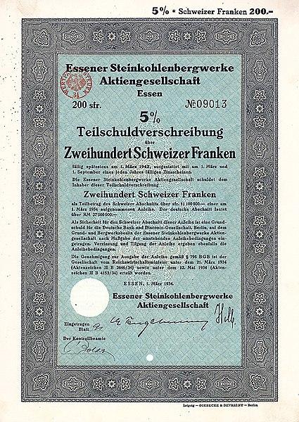 https://upload.wikimedia.org/wikipedia/de/thumb/4/40/Essener_Steinkohlenbergwerke_AG_1934_200_sFr.jpg/425px-Essener_Steinkohlenbergwerke_AG_1934_200_sFr.jpg
