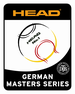 Logo der HEAD German Masters Series