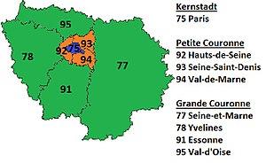 Ile De France Wikipedia