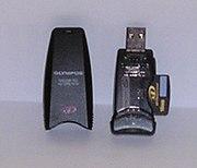 USB xD-Speicherkartenleser