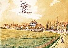 Das Brandvorwerk bei Leipzig (Quelle: Wikimedia)
