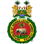 Coat of arms of the Sierra Leone Armed Fonces