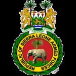 Wappen der Sierra Leone Armed Fonces
