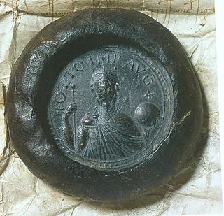 Seal of Emperor Otto II, so-called 4th imperial seal