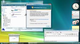 Windows Vista screenshot