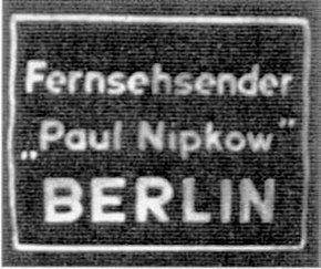 Fernsehsender Paul Nipkow