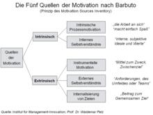 Und beispiele extrinsische intrinsische motivation Motivation: Intrinsische