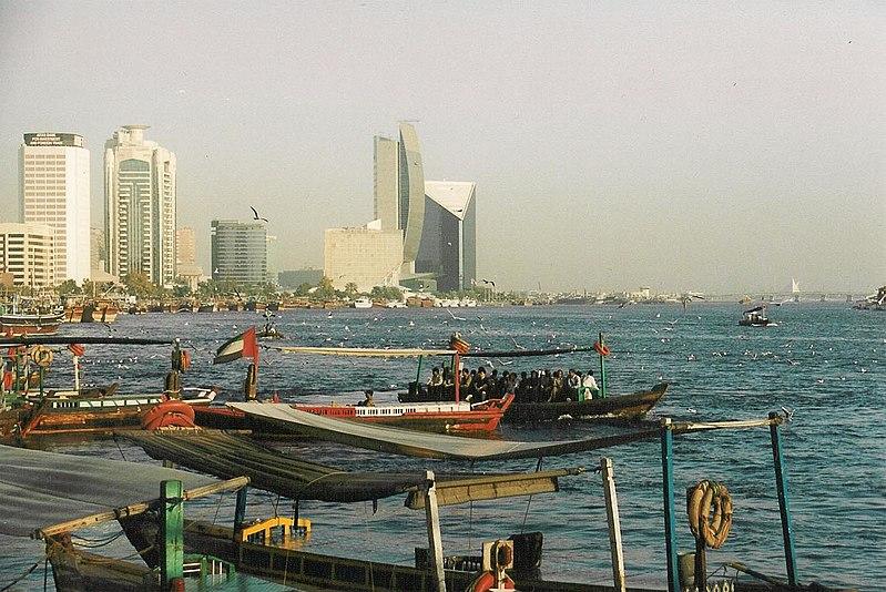 Datei:Dubai Tradition und Moderne.jpg