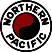Logo der Northern Pacific