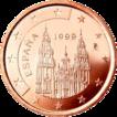 1 cent Spain