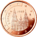 2 cents Spain
