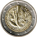 2 Euro commemorative coin 2011 Vatican.jpg