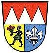Wappen von Landkreis Würzburg