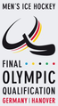 Eishockey-Olympiaqualifikation 2009 Deutschland Logo.png