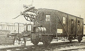 Der Dringos-Triebwagen