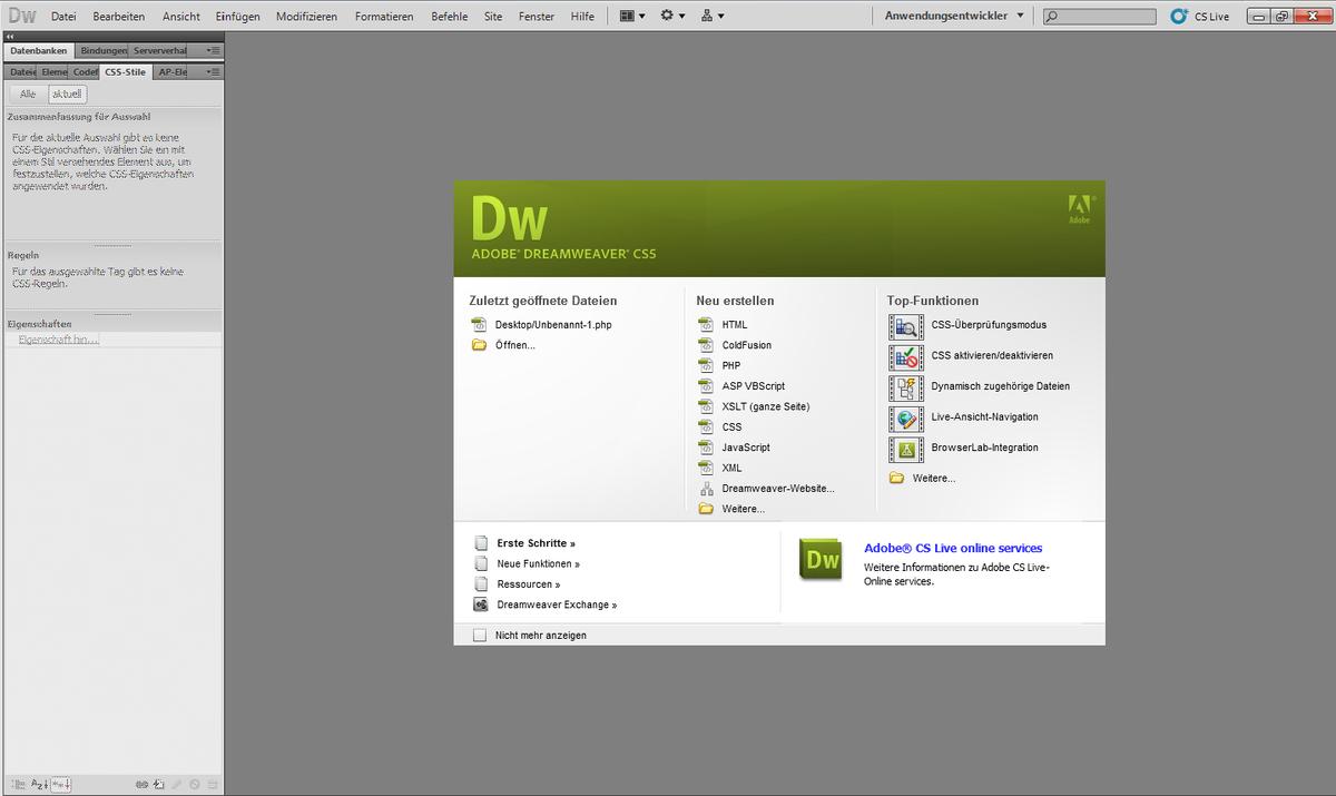 Adobe Dreamweaver – Wikipedia