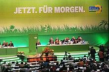 Bundesdelegiertenkonferenz von Bündnis 90/Die Grünen 2007