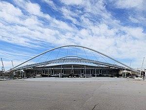 2014 - Olympic Stadium (Athens) .JPG